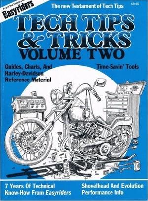 HARLEY-DAVIDSON EASYRIDERS TECH TIPS & TRICKS - VOL. 1, 2, 3 and 4