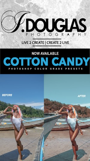 iDP - Cotton Candy