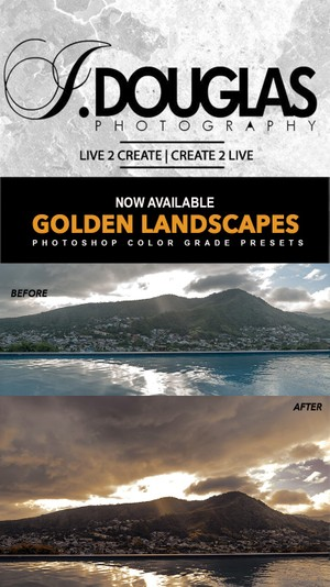 iDP - Golden Landscape