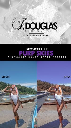iDP - Purp Skies