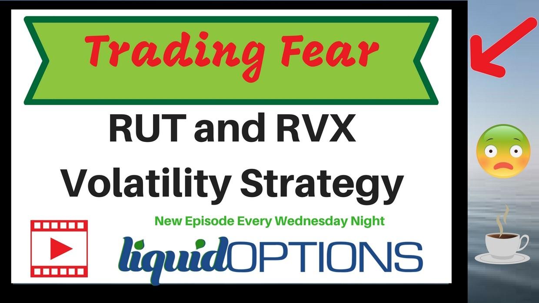 IWM RUT Consecutive Day Selloff with RVX Filter