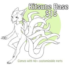 Kistune Customizable Base