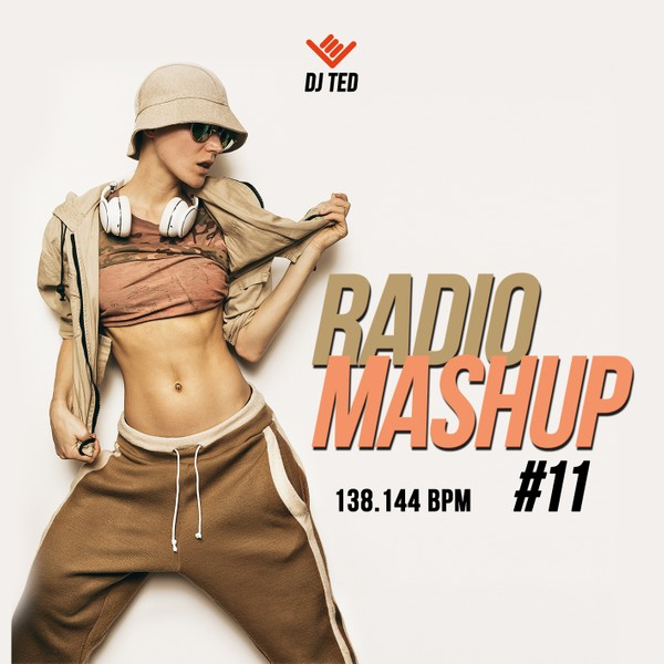 RADIO MASHUP 11 - 138.144 BPM (WAV + MP3)