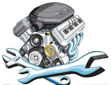 Mercury Mercruiser 41# Turn Key Start (TKS) Carburetors  Supplement to #25, 26, &31 Service Manual