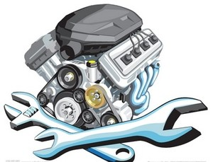 Kawasaki FD680V FD731V 4-Stroke liquid-cooled V-twin Gasoline Engine Service Repair Manual Download