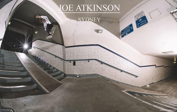 Joe Atkinson x Sydney