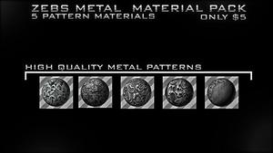 Zebs Silver Materials