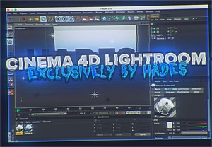 C4D Light Room