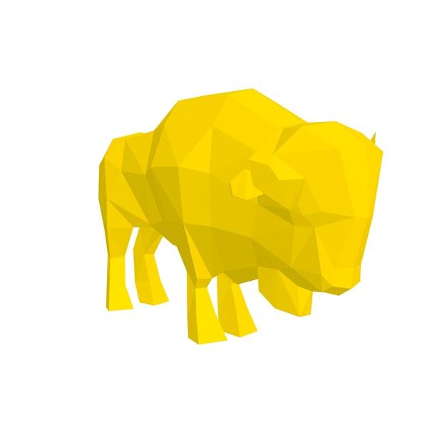 Papercraft Bison_American_file PDF