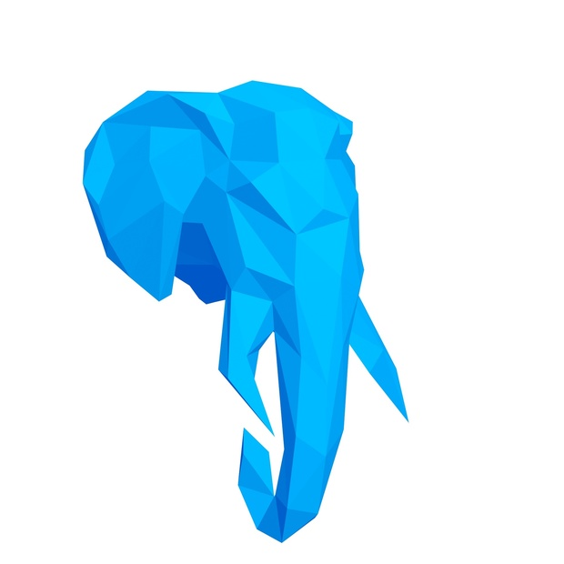 Papercraft Head_elephant_file PDF