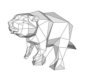 Papercraft Beaver_American_file PDF