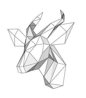 Papercraft head_Bongo_file PDF