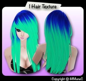 1 Hair Texture (Tutorial Hair 19)
