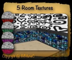 5 Room Textures (Set 13)