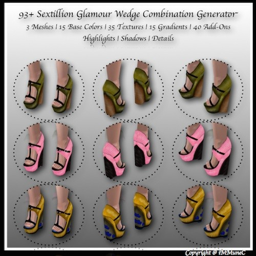 93+ Sextillion Glamour Wedge Generator With Resell Rights