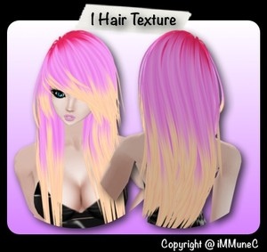 1 Hair Texture (Tutorial Hair 17)
