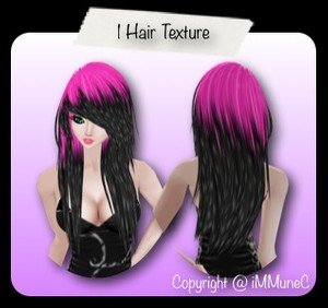 1 Hair Texture (Tutorial Hair 5)
