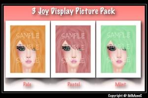 3 Joy Display Pictures