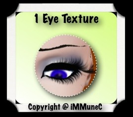 1 Eye Product Texture