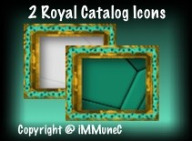 2 Royal Catalog Icons