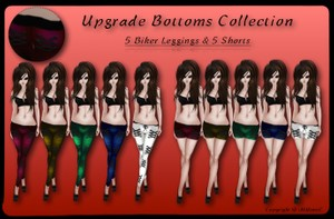 10 Biker Upgrade Bottoms