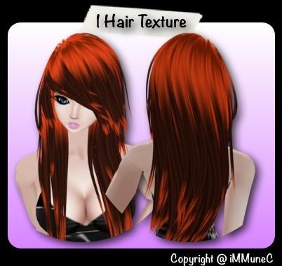 1 Hair Texture (Tutorial Hair 20)