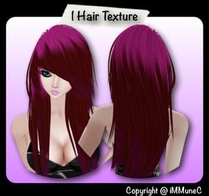 1 Hair Texture (Tutorial Hair 12)