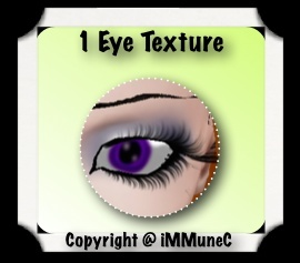 1 Eye Texture (Tutorial Eye 3)