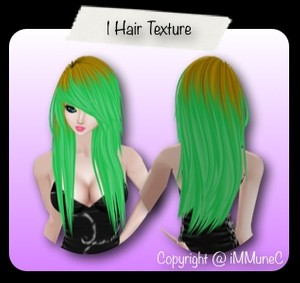 1 Hair Texture (Tutorial Hair 4)
