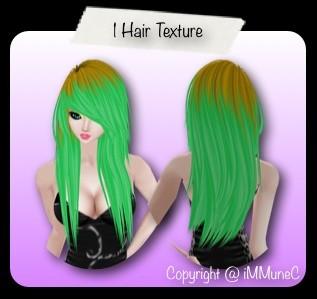 1 Hair Texture (Tutorial Hair 4)