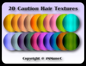 20 Caution Hair Textures