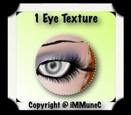 1 Eye Texture (Tutorial Eye 1)