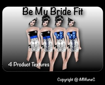 4 Be My Bride Fit Textures With Resell Rights