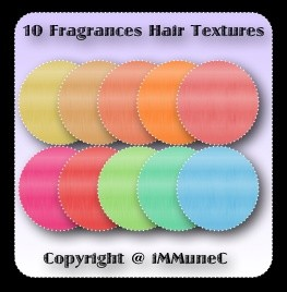 10 Fragrances Hair Textures