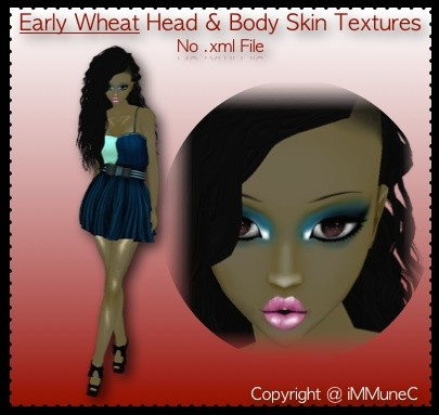 1 Early Wheat Comfort Skin Texture