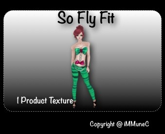 1 So Fly Fit Texture