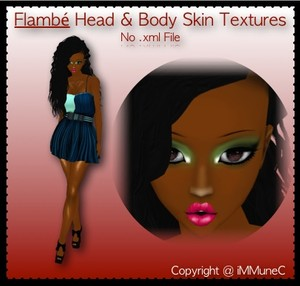 1 Flambe Comfort Skin Texture