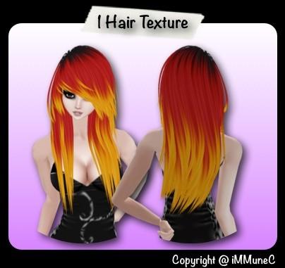 1 Hair Texture (Tutorial Hair 9)
