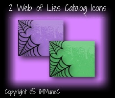 2 Web of Lies Catalog Icons