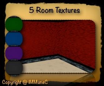 5 Room Textures (Set 5)