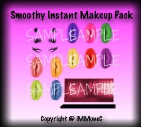 Smoothy Instant Makeup Pack With Resell Rights