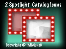 2 Spotlight Catalog Icons