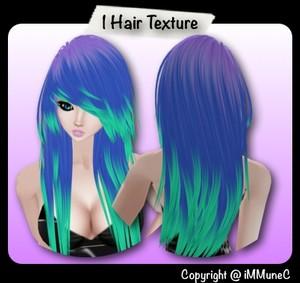 1 Hair Texture (Tutorial Hair 18)