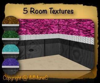 5 Room Textures (Set 11)