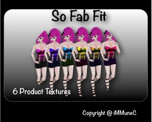 6 So Fab Fit Textures