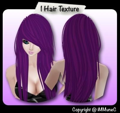 1 Hair Texture (Tutorial Hair 16)