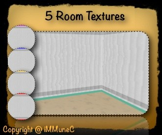5 Room Textures (Set 6)