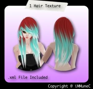 1 Hair Texture (Tutorial Hair 3)