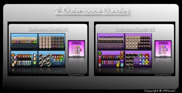 153 Outerspace Bundle With Resell Rights