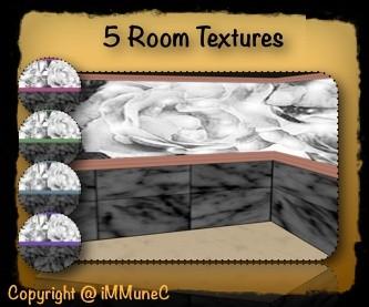5 Room Textures (Set 7)